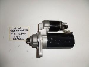 VW transporter T5  2003-2010 1.9cc diesel μίζα