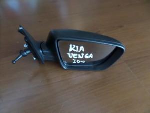 Kia Venga 2010-2014 μηχανικός καθρέπτης δεξιός άβαφος