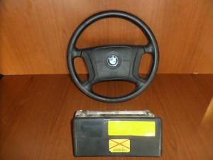 BMW series 5 E39 1996-2000 airbag οδηγού-συνοδηγού