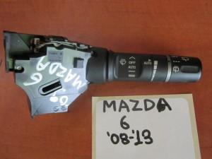 Mazda 6 2008-2012 διακόπτης υαλοκαθαριστήρων