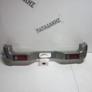 Hyundai Galloper 1999-2003 προφυλαχτηρας πισω γκρι