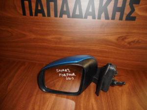 Smart ForFour 2015-2021 αριστερός καθρέπτης μηχανικός μπλε