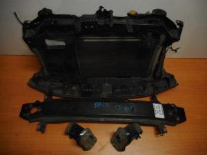 Toyota Yaris 2011-2014 μετώπη κομπλέ και ψυγεία