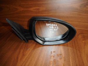 Mazda 6 2008-2012 ηλεκτρικά ανακλινόμενος καθρέπτης δεξιός γκρι 7 καλώδια