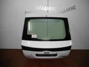 Toyota Prius 2004-2009 5θυρο πόρτα οπίσθια (μπαγκάζ) άσπρη