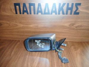 Bmw E46 Series 3 SDN 1999-2005 ηλεκτρικός καθρέπτης αριστερός ασημί σκούρο
