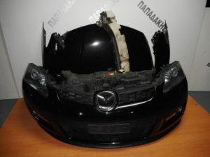 Μούρη κομπλέ Mazda CX-7 2007-2012 μαύρη