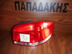Audi A3 2003-2008 φανάρι πίσω δεξιό 3πορτο