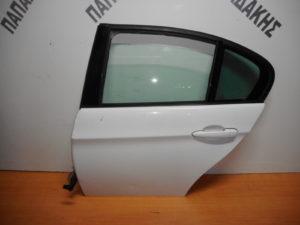 Bmw S3 E90 2005-2013 πόρτα πίσω αριστερή άσπρη