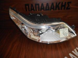 Citroen C4 2004-2011 φανάρι εμπρός δεξιό XENON με πιτσιλιστήρι