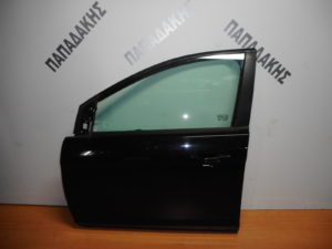 Ford Focus 2008-2011 πόρτα εμπρός αριστερή μαύρη