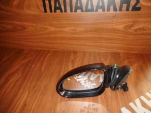 VW Passat 2005-2011 ηλεκτρικά ανακλινόμενος καθρέπτης αριστερός μαύρος 9 καλώδια φως ασφαλείας