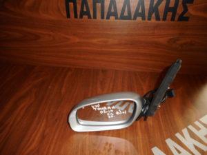 VW Touran 2003-2010 ηλεκτρικός καθρέπτης αριστερός ασημί με φλας