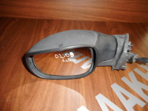 Citroen C3 2002-2009 μηχανικός καθρέπτης αριστερός άβαφος