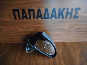 Citroen C4 2004-2011 ηλεκτρικός καθρέπτης δεξιός μαύρος
