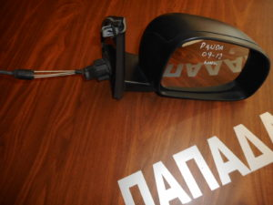 Fiat Panda 2009-2012 μηχανικός καθρέπτης δεξιός άβαφος