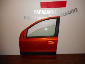 Fiat Panda 4x4 2003-2012 πόρτα εμπρός αριστερή κεραμιδί