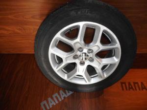 Jeep Renegade 2014-2019 σετ ζάντες αλουμινίου (τεμάχια 4) 215/60/17