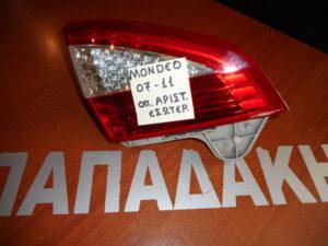 Ford Mondeo 2007-2011 φανάρι πίσω αριστερό εσωτερικό 5θυρο