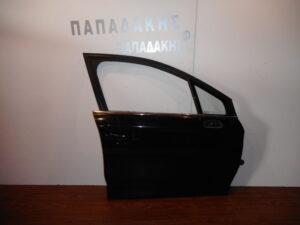 Citroen C4 2011-2020 εμπρός δεξιά πόρτα μαύρη
