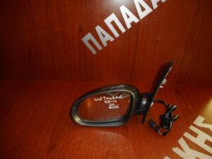 VW Touran 2003-2010 ηλεκτρικός καθρέπτης αριστερός μολυβί φλας