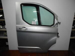 Ford Transit Tourneo/Custom 2013-2020 εμπρός δεξιά πόρτα ασημί