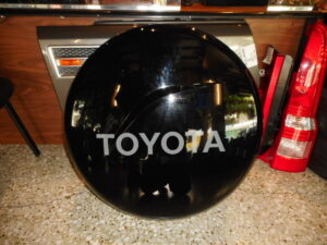 Toyota Rav 4 2006-2013 κάλλυμα ρεζέρβας